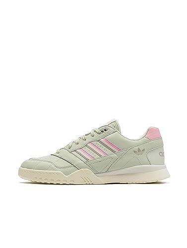 Mädchen Sneaker Trainer Adidas Ar Grün 34jL5ARq