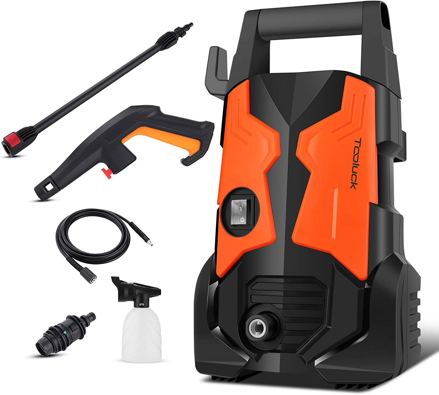 TOOLUCK Electric Pressure Washer