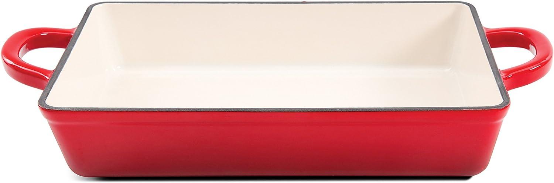 Amazon.com: Crock Pot 112008.01 Artisan Hierro Rectangular ...
