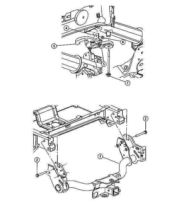 Amazon Com Mopar Performance 52855201ab Mopar Bracket Automotive