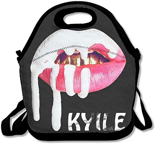 Amazon.com: YOYO Kylie Jenner Bolsa de almuerzo portátil ...