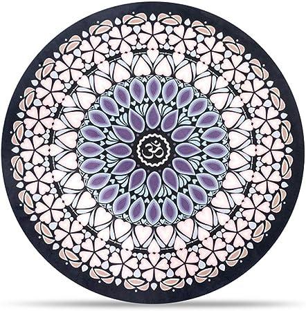 Amazon.com: DZX Alfombrilla de meditación/esterilla de yoga ...