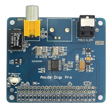 WINGONEER HIFI DiGi Pro Tarjeta de sonido digital para ...