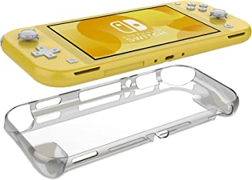 QULLOO Funda para Nintendo Switch Lite, Funda Transparente Suave ...