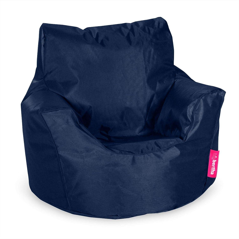 Big Bertha Original - Childrens Armchair Bean Bag - Indoor & Outdoor - NAVY Beanbag Big Bertha Bean Bags