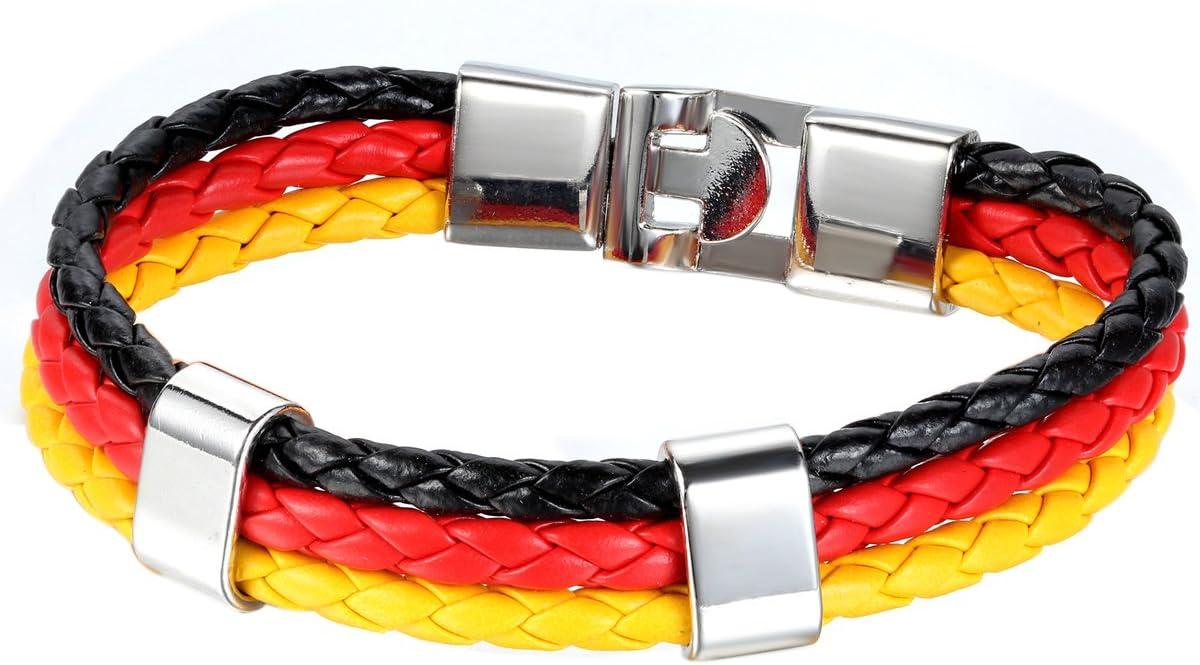 Jewelrywe Joyería Pulseras Hombre Mujer Pulsera de Alemania ...