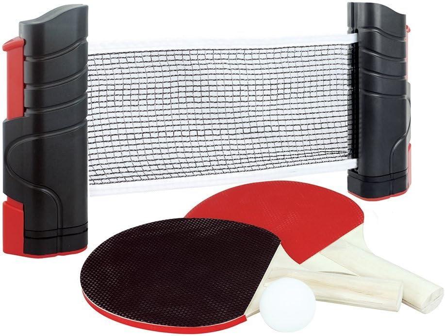 今年の夏は自宅で楽しむ!ポータブル卓球セット