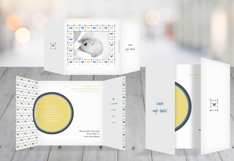 Kartenparadies Danksagung für Geburt Baby Dankeskarte Herzrahmen, hochwertige hochwertige hochwertige Danksagungskarte Baby inklusive Umschläge   10 Karten - (Format  145x145 mm) Farbe  Lila B01N5V8NM1 | Kostengünstig  | Modern  | Moderater Preis  28f844