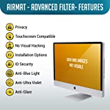 19 inch Computer Privacy Screen Filter for Square