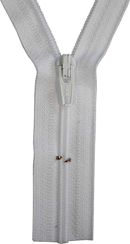 Reißverschluss Kopfkissen Bettwäsche schließbare Länge 155 cm sand