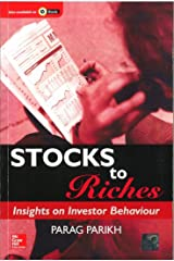 Stocks to Riches: Insights on Investor Behaviour Paperback