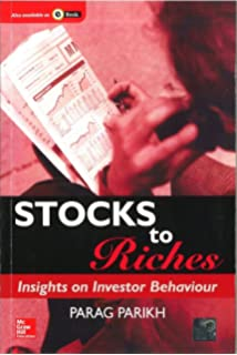 Stocks to Riches : Insights on Investor Behavior 1st Edition price comparison at Flipkart, Amazon, Crossword, Uread, Bookadda, Landmark, Homeshop18
