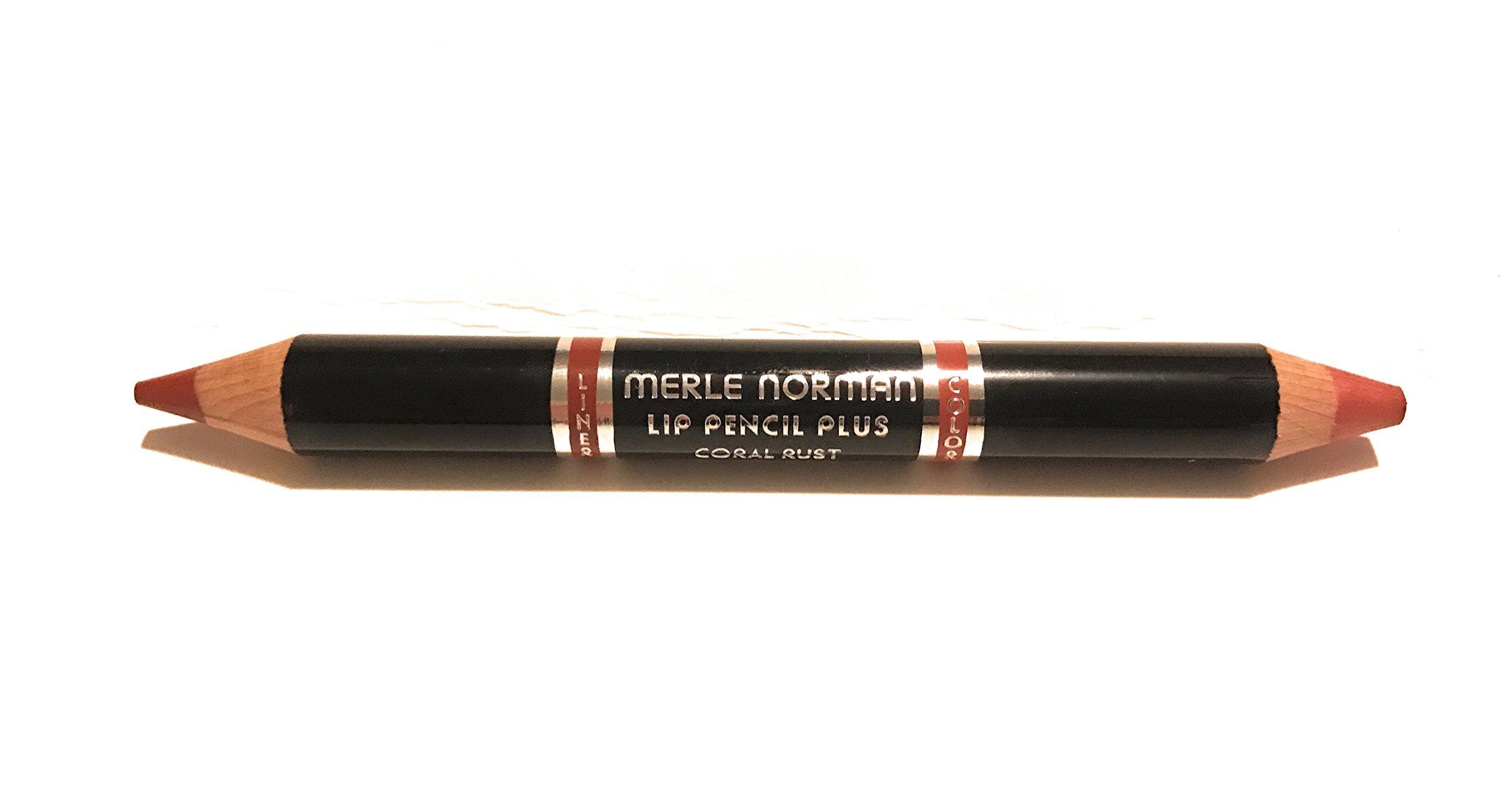 Merle Norman - Coral Rust Big Lip Pencil by Merle (Image #2)