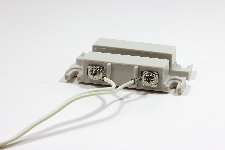 Skylink Wt 433w Wireless Door Window Burglar Alarm Vibration Sensor Alert Security Affordable Easy To Install Diy Accessory For Sc Series Systems