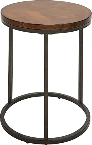 Carolina Chair Table Olsen 18″ Round Thick Top Accent End