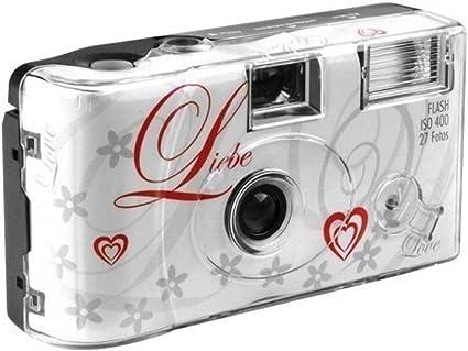 Einwegkamera Hochzeit Liebe Love 27 Posen Und Kamera