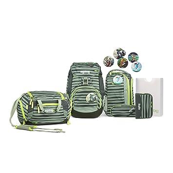 e56e9055ff2cc Ergobag Pack Super NinBär Schulranzen Set 7tlg.  Amazon.de  Koffer ...
