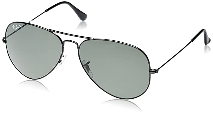 192a2b42ad Image Unavailable. Image not available for. Colour  Ray-Ban AVIATOR LARGE  METAL (RB 3025 002 58 ...