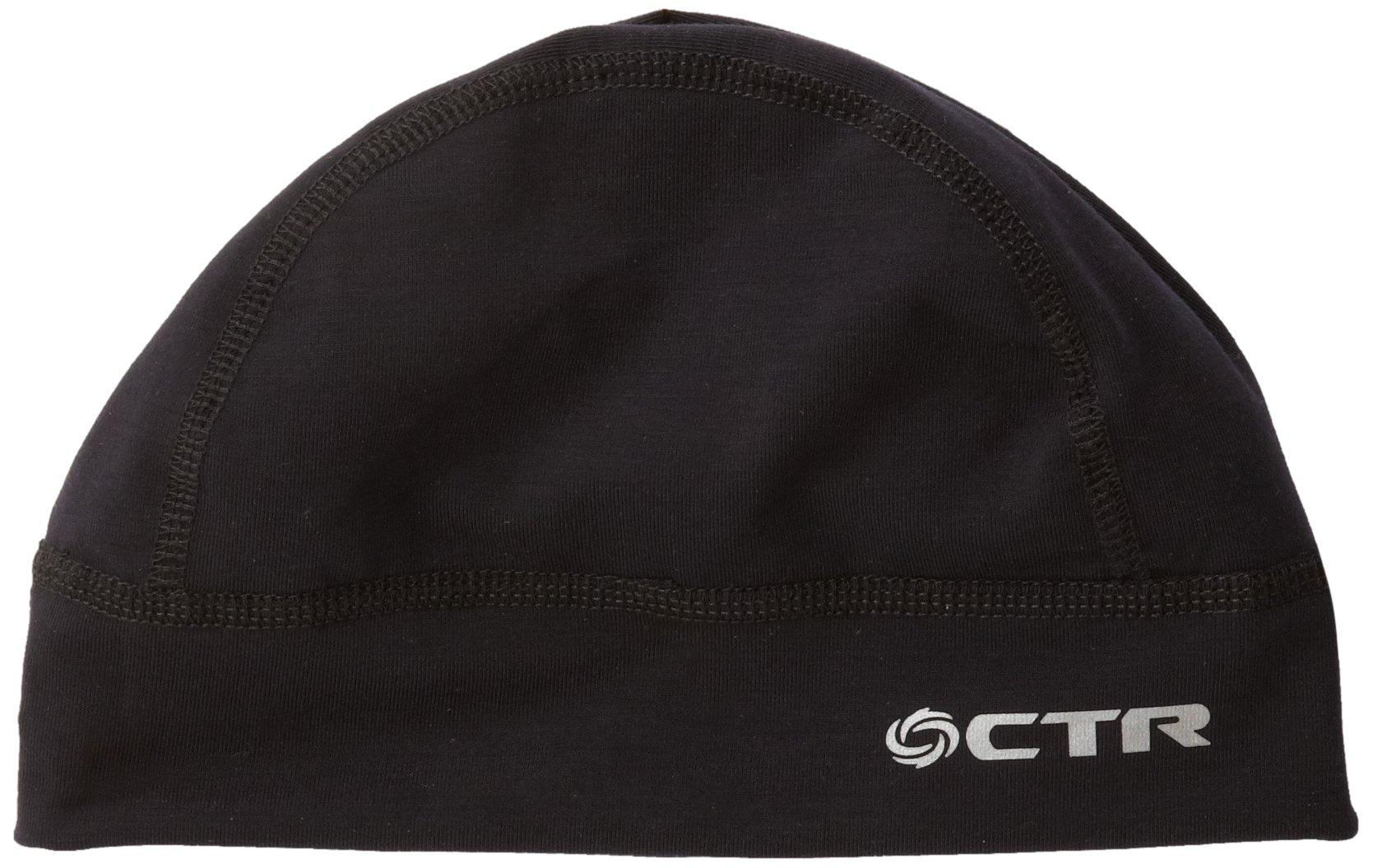 Chaos CTR Adrenaline Skull Cap and Helmet Liner, Black, Junior