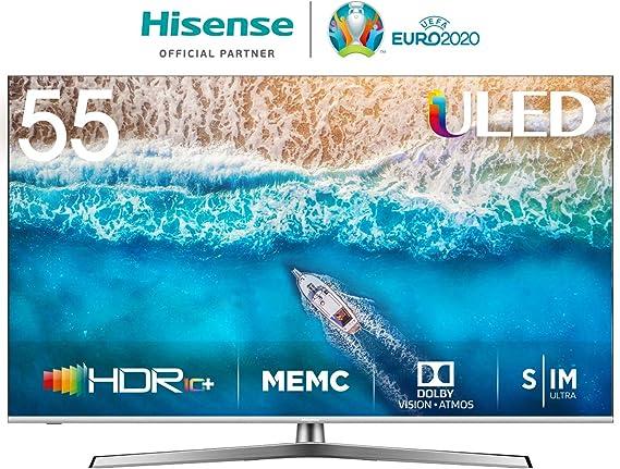 Hisense H55U7BE - Smart TV ULED 55 4K Ultra HD con Alexa ...