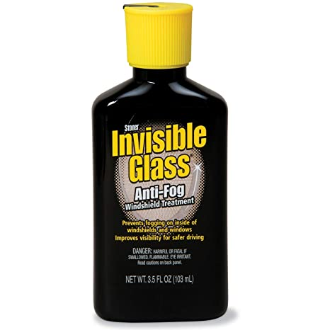 Car Window Cleaner >> Invisible Glass 91471 Anti Fog Car Defogger Glass Cleaner Anti Fog Invisible Window Cleaner And Car Defogger For Car Interior