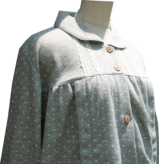 Amazon.co.jp: 641064 マタニティパジャマ 水玉柄【春物・秋物・冬物】: 服&ファッション小物