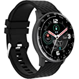 Smart Watch, Hongmed Fitness Watch with Blood Pressure Oxygen Monitor for Android Phones and iPhone Compatible, Waterproof Ac