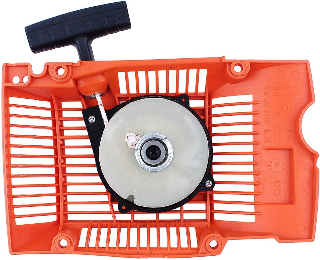 WANWU Recoil Starter For Husqvarna Chainsaw 61 266 268 272 268XP 272XP Replace 503615571 15539