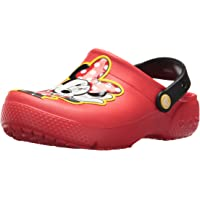 Crocs Girl's Fun Lab Minnie Clog