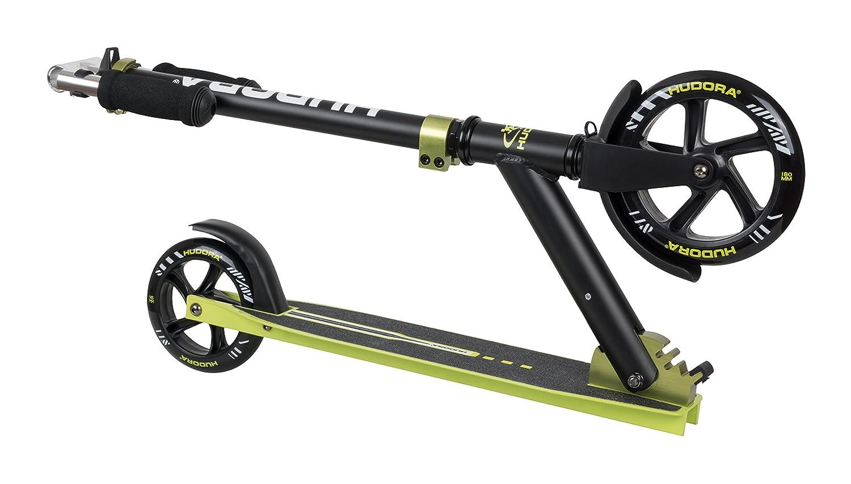Hudora Bold Wheel Patinete, Unisex, Bold Wheel, Verde, Large ...
