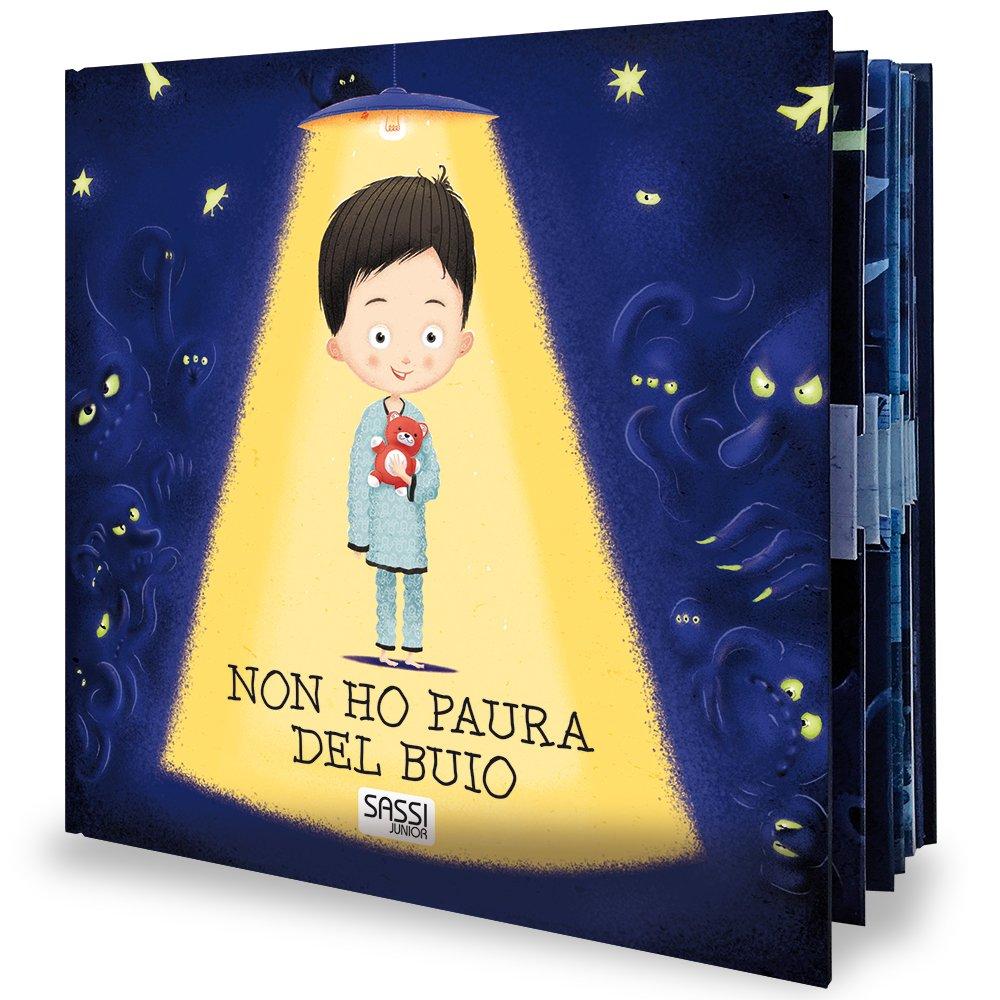 libri per bambini sui mostr, Non ho paura del buio - Harastova, Helena, Cenkl, Jakub,  Bonaguro, Valentina - Libri