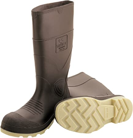 TINGLEY Rubber 51244 15-Inch Steel Toe