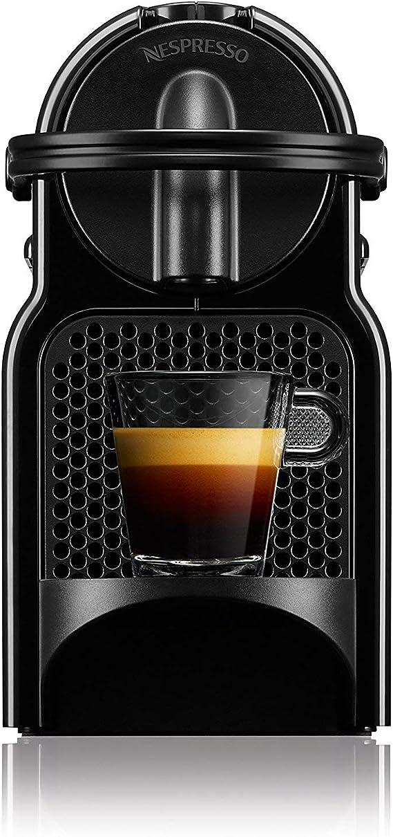Nespresso DeLonghi Inissia EN80.B - Cafetera monodosis de ...