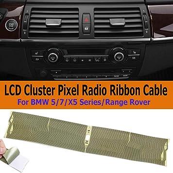 2003 2004 2005 RANGE ROVER Instrument Cluster Pixel Repair Service