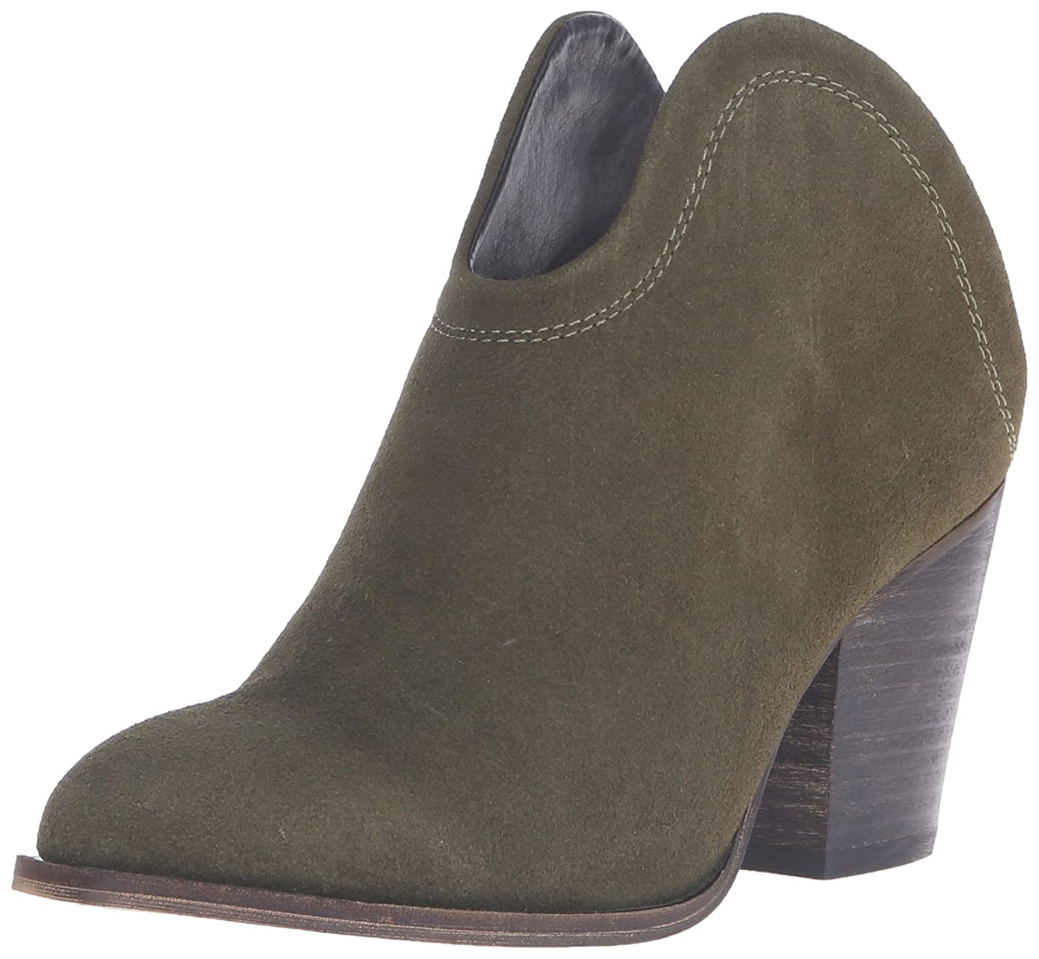Chinese Laundry Women's Kelso Bootie B019TO9LGQ 5.5 B(M) US Olive Suede