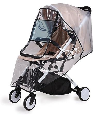 Regenschutz für Buggy Jogger Kinder Wagen Regen Plane Baby Hülle Verdeck Haube