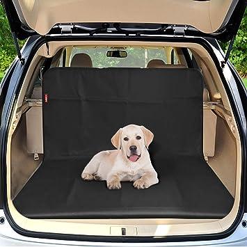 Protezione Bagagliaio Auto MATCC Telo Bagagliaio Auto Copertura Protezione Coprisedili Cani per Auto Impermeabile Antiscivolo