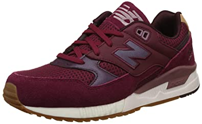 New Balance Zapatilla W530 CEA Garnet 35 Red