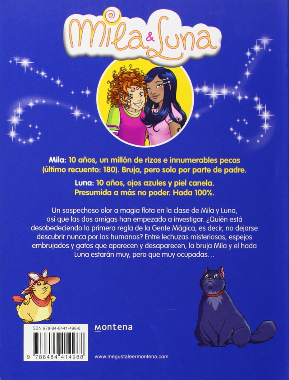 Un hechizo secreto/ A Secret Spell (Mila & Luna) (Spanish Edition): Prunella Bat: 9788484414988: Amazon.com: Books