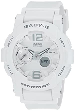 Casio G-Shock Womens BGA180 Glide with Tide Graph Baby-G Series Designer  Watch b56226a40a