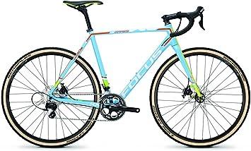 Focus Mares AX Disc 105 Bicicleta de cross 2016 (azul, L/58 cm): Amazon.es: Deportes y aire libre