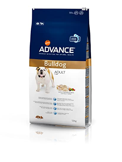 Advance Pienso para Perro Bulldog Inglés con Pollo - 12 Kg