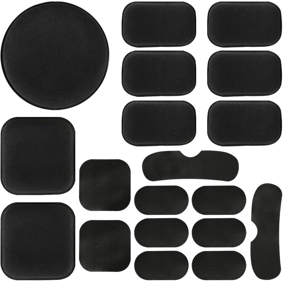 Universal Comfort Foam Padding Kits Set Zubehör für schnelle Helm