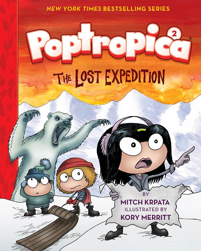 buy poptropica book 2 the lost expedition book online at low