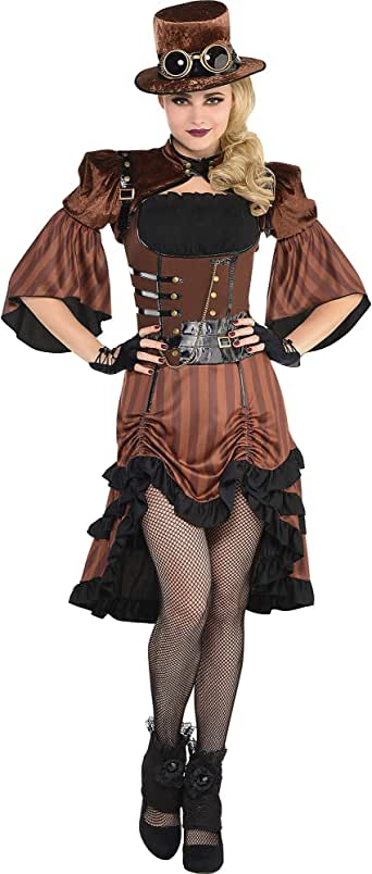 Amscan - Dream Steamy Adult Costume