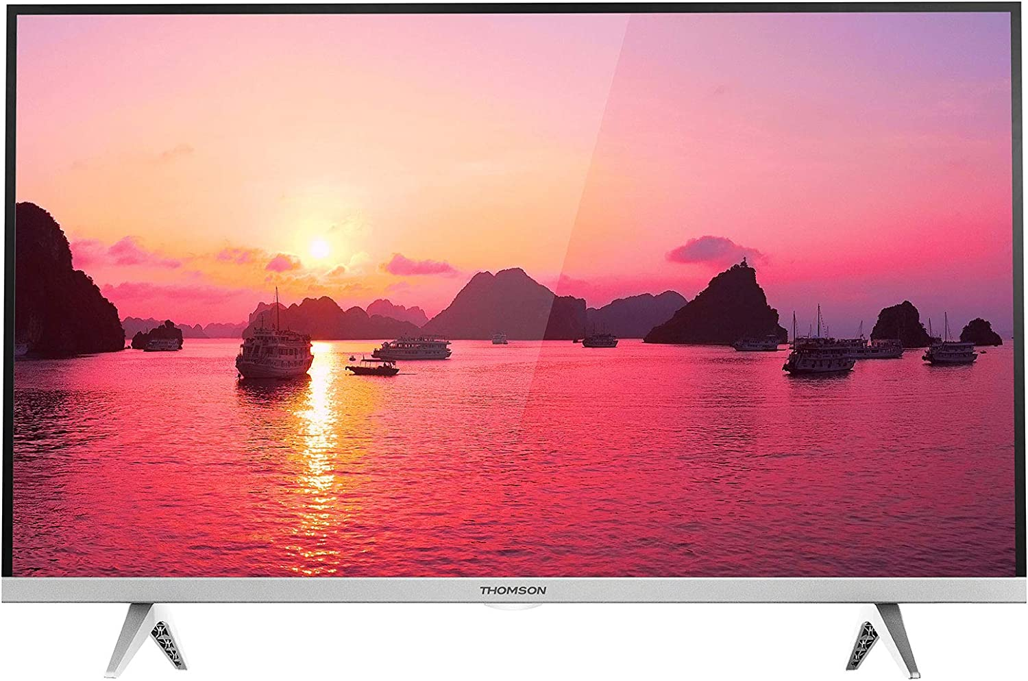DC Thomson - TV Led 32 - Thomson 32He5800, HD, Android TV, Chromecast, Tdt2: Amazon.es: Electrónica