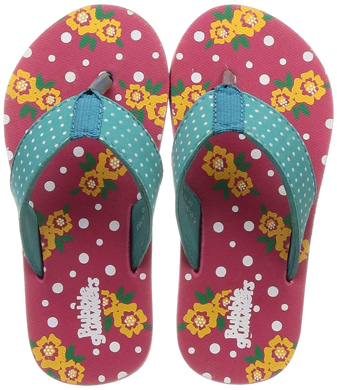 Bubblegummers Girl's Kids Blossom Slippers