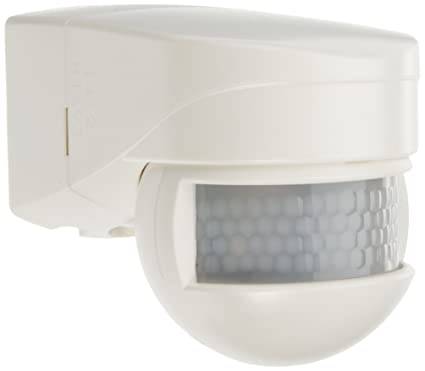 B.E.G 91052 LC-Mini 180 - Detector de movimiento, color blanco