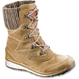 Salomon HIME MID LTR CSWP 378392 23 Women Boots / Winter Boots / Booties Beige
