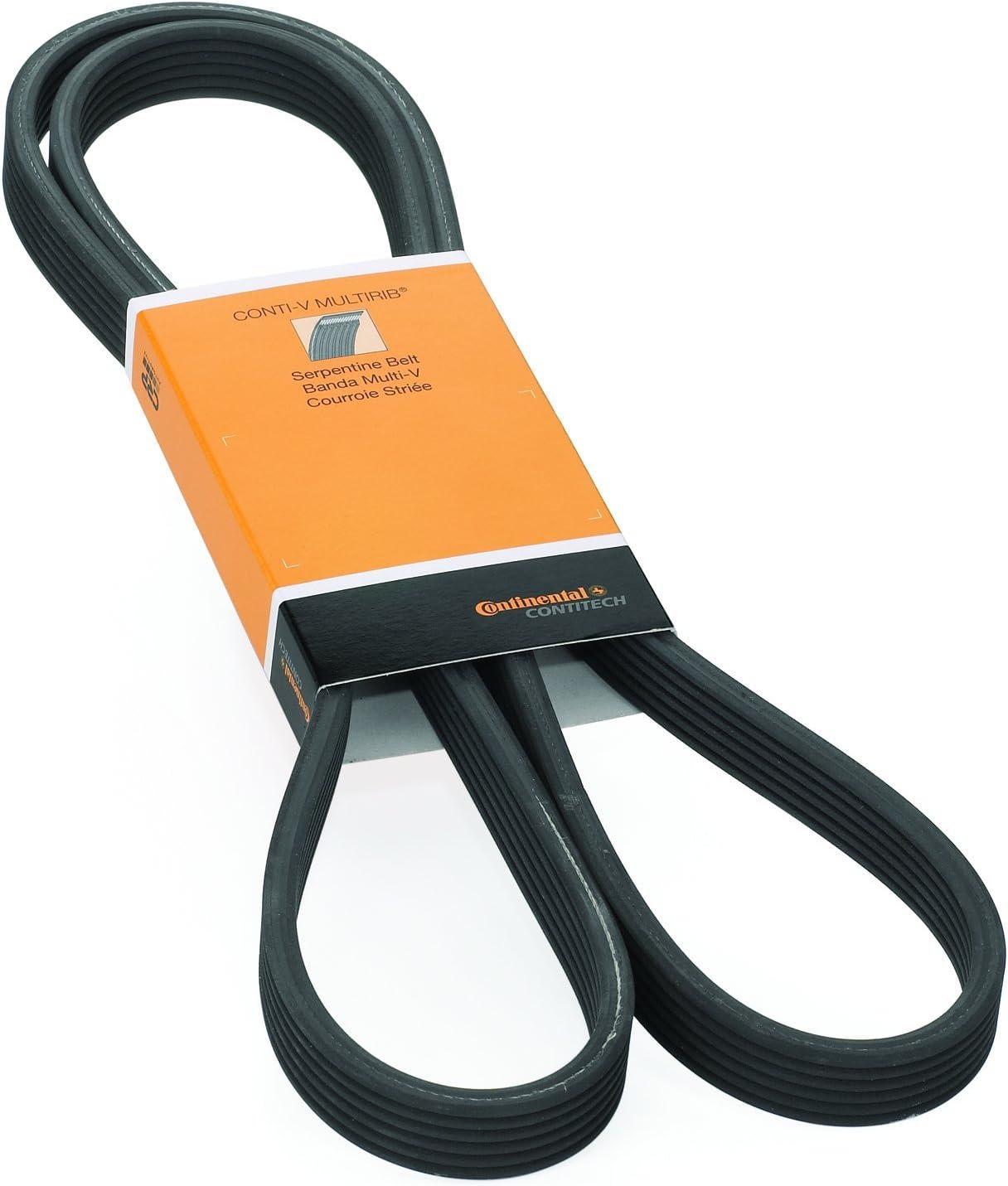 Amazon Com Contitech Pk060882 Serpentine Belt Automotive